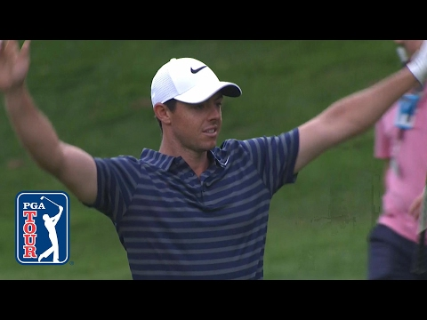 Rory McIlroy's pinball approach results in eagle at Mexico Championship