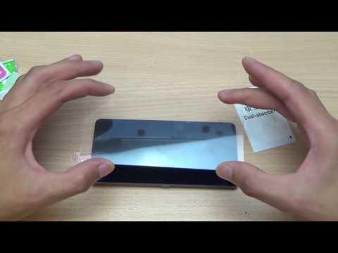 Как правильно клеить бронестекло на телефон