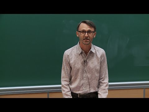 Raphaël Rouquier - Geometric representation theory as representation-theoretic geometry