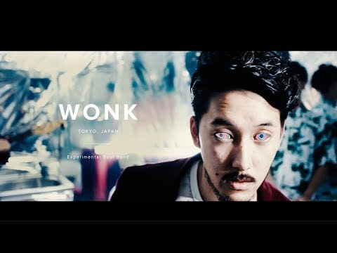 WONK - Gather Round feat. Matzuda Hiromu (Official Music Video)