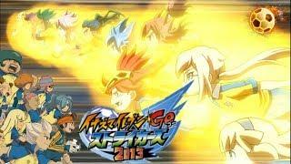 Inazuma Eleven Go Strikers 2013 All Combo Hissatsu Shoot (super onze)