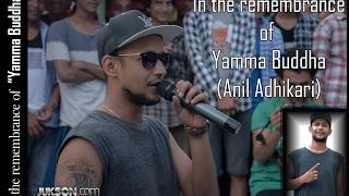 Late Yamma Buddha Live Rap Performance ( KE VAAKO HOLA )