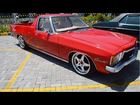 HOLDEN BELMONT INDONESIA Walk Around