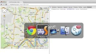 Google Maps Javascript API Free HD Video