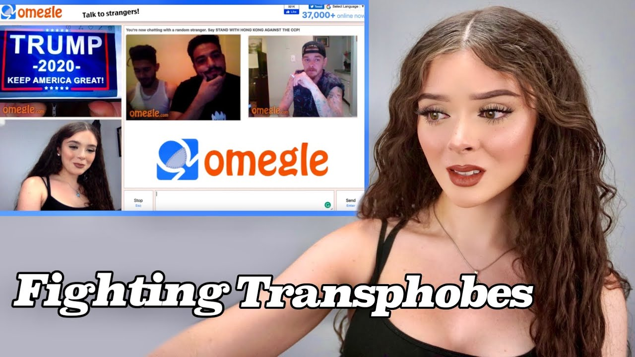 Fighting Transphobes on Omegle...
