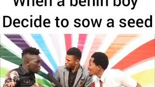 Warri/benin seed (Homeoflafta)