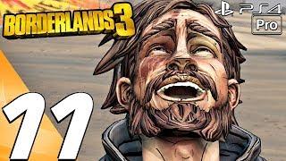 BORDERLANDS 3 - Gameplay Walkthrough Part 11 - Angels & Speed Demons (Full Game) PS4 PRO