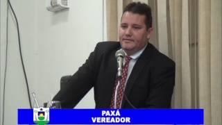 Paxá Mendes Pronunciamento 26 01 2017
