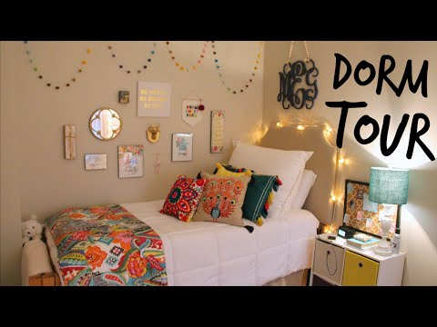 Sophomore Year Dorm & Apartment Tour!