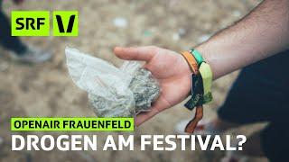 Openair Frauenfeld: Welche Drogen werden am Festival konsumiert?   Festivalsommer 2019   SRF Virus