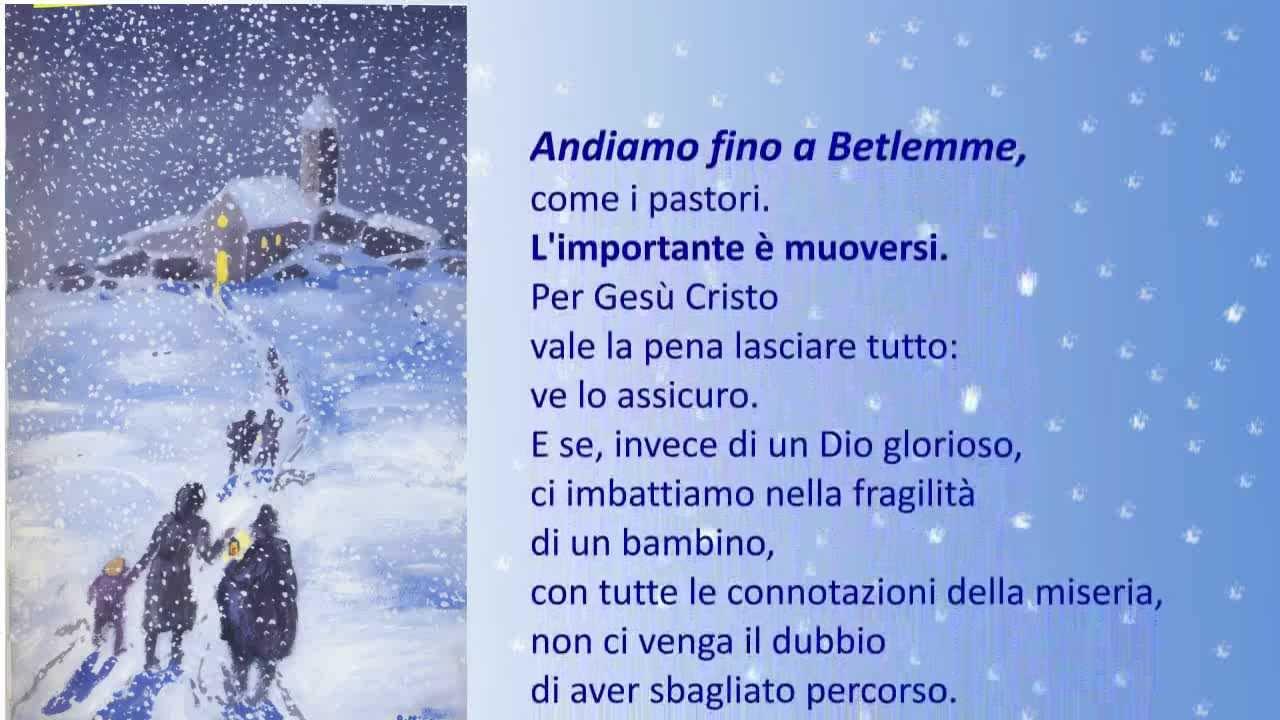 Immagini Belle Per Auguri Di Natale.Auguri Di Natale Mons Tonino Bello By Frarras
