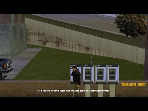 Grand Theft Auto III - Bullion Run [1080p60 Walkthrough - GTX 770 - 115/117]