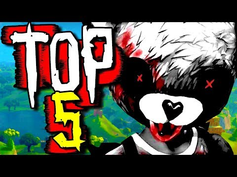 Top 5 Fortnite Creepypastas