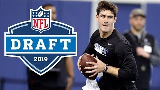 Duke QB Daniel Jones' 1st Round Talent as Told by Coaches, Teammates, & Family