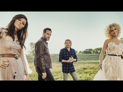 Little Big Town Performs Better Man  Today Show