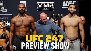UFC 247 Preview Show - MMA Fighting
