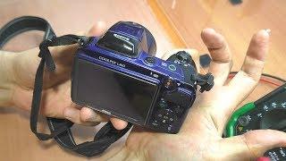 Не включается от дешёвых батареек / Фотокамера Nikon L810