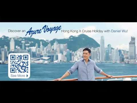Daniel Wu's Azure Voyage ‧ Hong Kong x Cruise