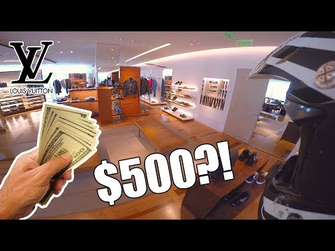 LOUIS VUITTON SHOPPING SPREE ON RODEO DRIVE !