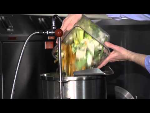 Vulcan® Steam Kettles - How To Cook A Perfect Soup Stock