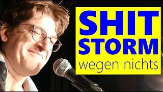 Nils Heinrich – Shitstorm wegen nichts