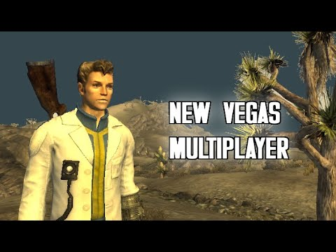 Fallout: New Vegas Multiplayer Stream #1