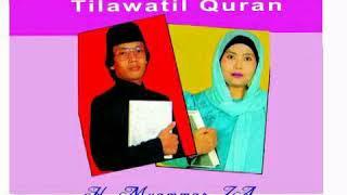 2 Qori Internasional H Muammar ZA & Hj Maria Ulfa - Bimbingan Maqro MTQ Qiro'at 7 | Vol.3 A#