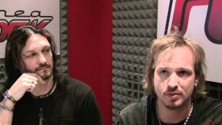 EDGUY - interview @Linea Rock 2011 by Barbara Caserta