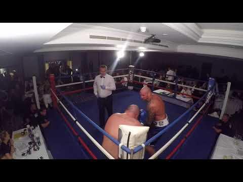 Ultra Boxing Championship | Nottingham | John Sutton VS Russ Lee