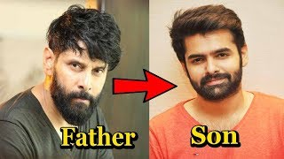 South Indian Actors And Their Sons  You Don39t Know