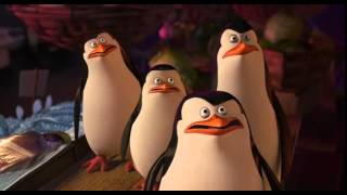 Пингвины Мадагаскара момент смешной #1- The Pengui