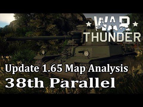 War Thunder - Map Analysis - 38th Parallel