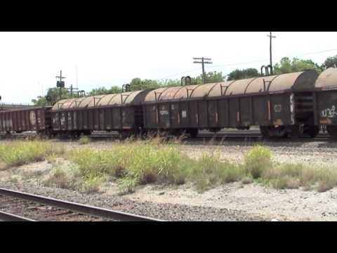 Santa Fe BNSF Depot Temple Texas Railroad Museum 2012