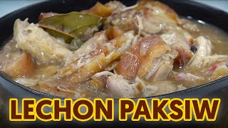 How to Cook Lechon Paksiw