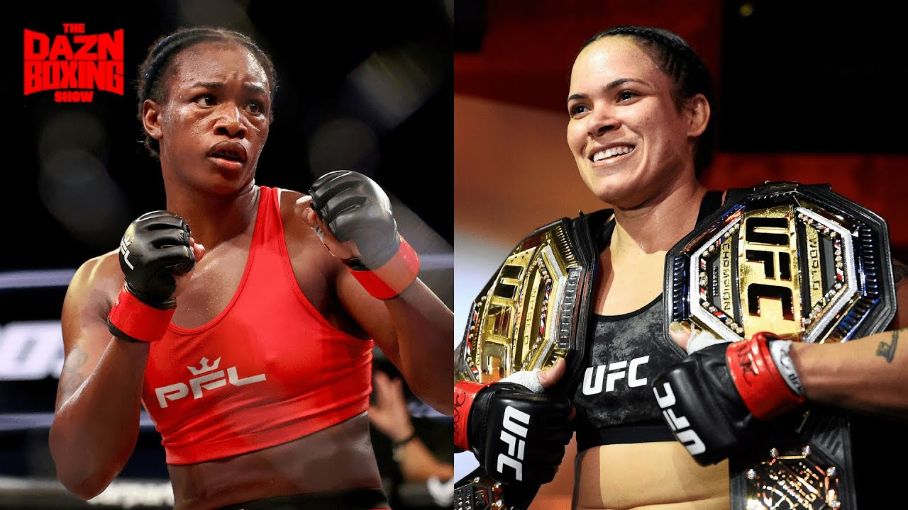 Claressa Shields Responds To Amanda Nunes' Cryptic Tweet Following MMA Debut