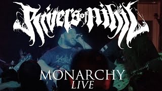RIVERS OF NIHIL - Monarchy (LIVE)