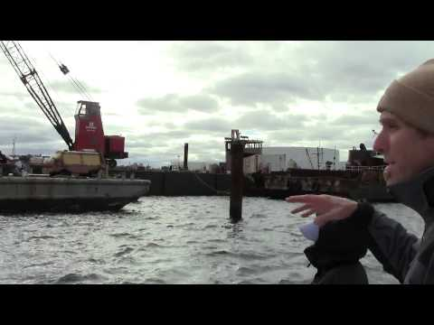Metals Recycler Fouls Up Providence Waterfront