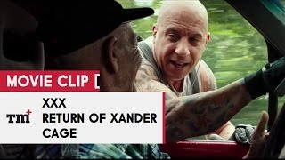 xXx : Return of Xander Cage #Movie Clip - Skateboarding 2017 - Vin Diesel Movie HD