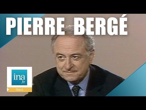 Pierre Bergé 'La légende Yves Saint Laurent' | Archive INA