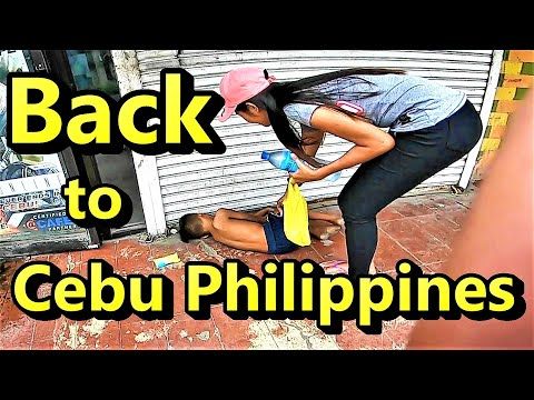 Camotes Island to Cebu Philippines