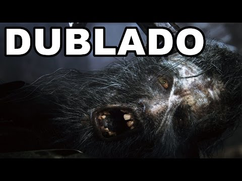 Bloodborne Official Trailer - [E3 2014] - (DUBLADO PT-BR)