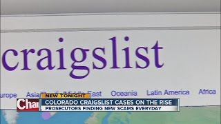 Craigslist Scams On The Rise