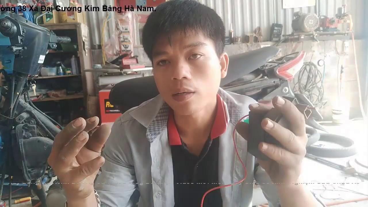 Nhận Biết Mạch IC Honda Wave a kinh nghiệm cho anh em học nghề sửa xe máy