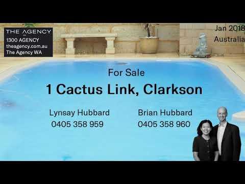 Under Offer - Clarkson House, 1 Cactus Link, WA Australia