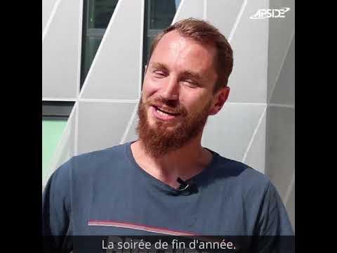 Interview collaborateur : Mathieu