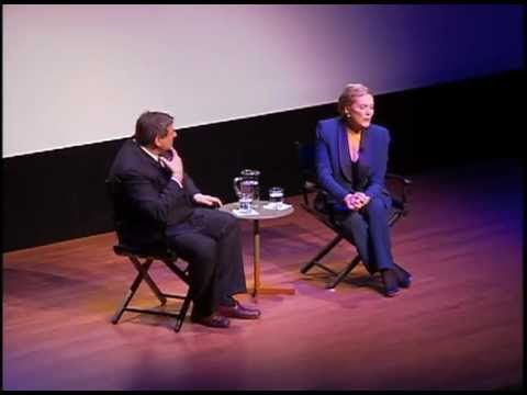 Julie Andrews Q&A -- Breakfast at Tiffany