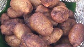 Bread Roll Recipe ❤ Bread Potato Rolls prepared by Mom and Daughter | Village Life