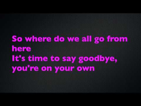 My heart's to blame- Falling In Reverse lyric video