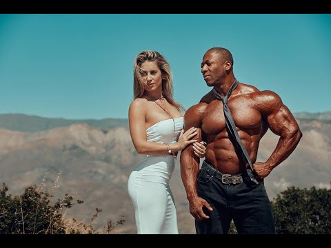 When Bodybuilder play with his wife