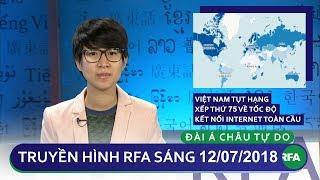 Tin tức: Việt Nam tụt hạng, xếp thứ 75 về tốc độ kết nối internet toàn cầu